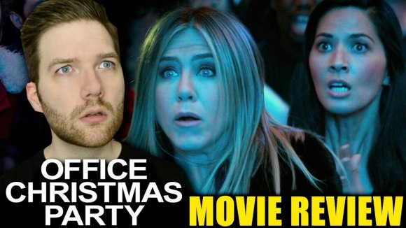 Chris Stuckmann - Office christmas party Movie Review