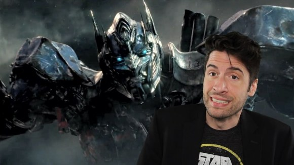 Jeremy Jahns - Transformers: the last knight - teaser trailer review
