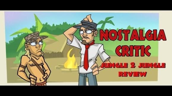 Channel Awesome - Jungle 2 jungle - nostalgia critic