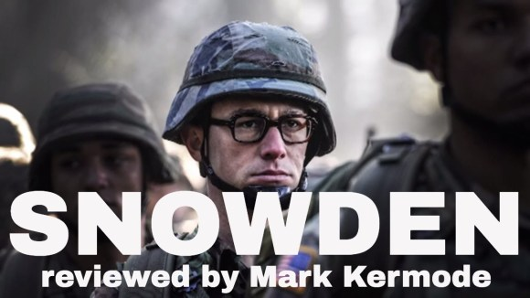 Kremode and Mayo - Snowden Movie Review