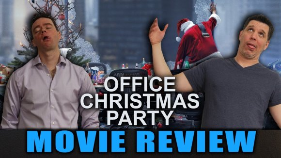 Schmoes Knows - Office christmas party Movie Review