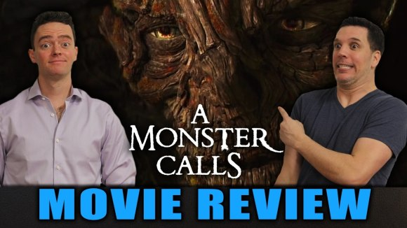 Schmoes Knows - A monster calls Movie Review