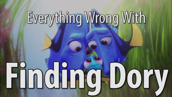 CinemaSins - Everything wrong with finding dory in 16 minutes or less