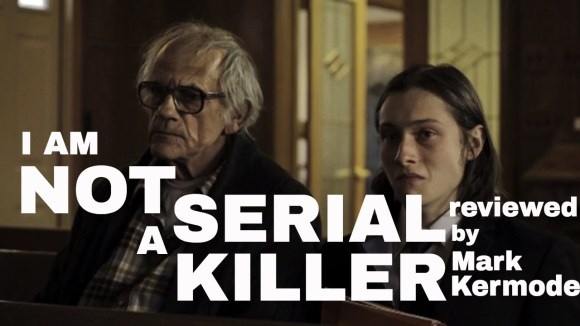 Kremode and Mayo - I am not a serial killer Movie Review