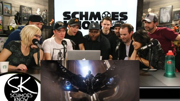 Schmoes Knows - Spider-man: homecoming trailer reaction & review