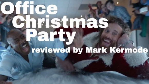 Kremode and Mayo - Office christmas party Movie Review