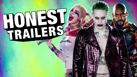 ScreenJunkies - Honest trailers - suicide squad