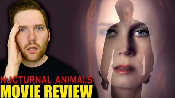 Chris Stuckmann - Nocturnal animals Movie Review