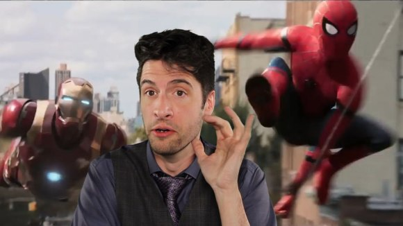 Jeremy Jahns - Spider-man: homecoming - trailer 1 review