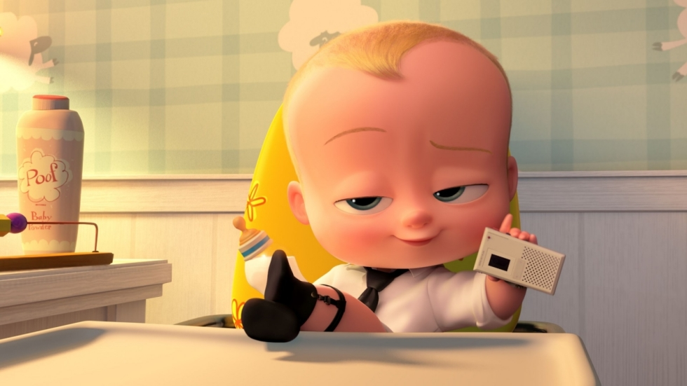 Trailer: Alec Baldwin is 'The Boss Baby'