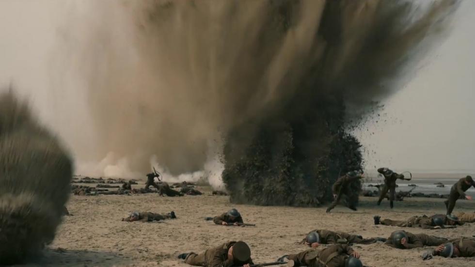 Eerste trailer 'Dunkirk' van Christopher Nolan! [UPDATE]