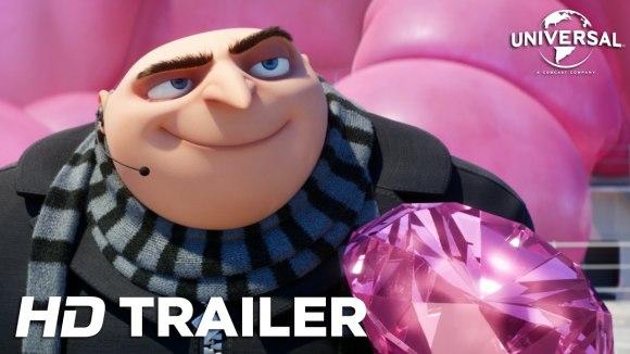 Despicable Me trailer 3