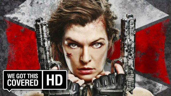 Resident Evil: The Final Chapter - Clip: Pure Adrenaline