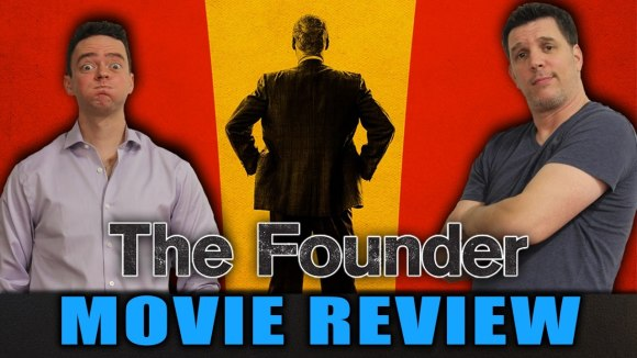 Schmoes Knows - The founder Movie Review