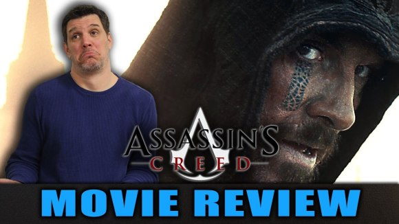 Schmoes Knows - Assassin's creed Movie Review