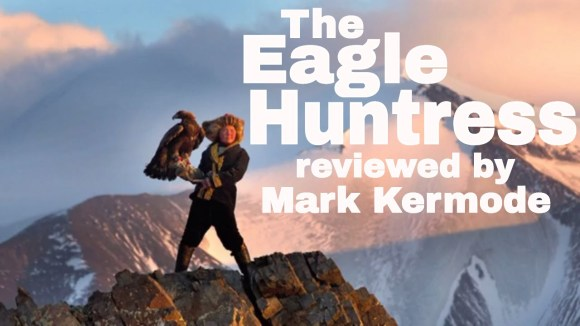 Kremode and Mayo - The eagle huntress Movie Review