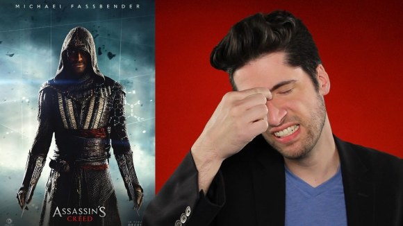 Jeremy Jahns - Assassin's creed Movie Review
