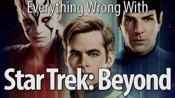CinemaSins - Everything wrong with star trek beyond in 17 minutes or less