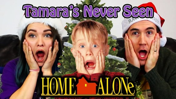 Channel Awesome - Home alone - tamara's never seen