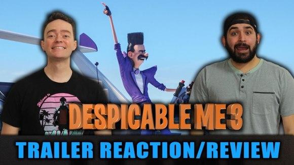 Schmoes Knows - Despicable me 3 trailer reaction/review