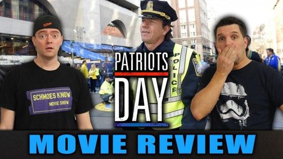 Schmoes Knows - Patriots day Movie Review