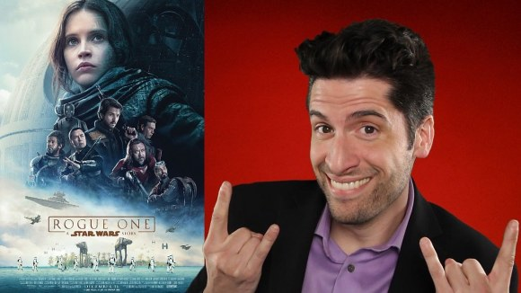 Jeremy Jahns - Rogue one: a star wars story Movie Review