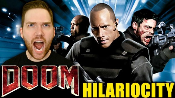 Chris Stuckmann - Doom - hilariocity review