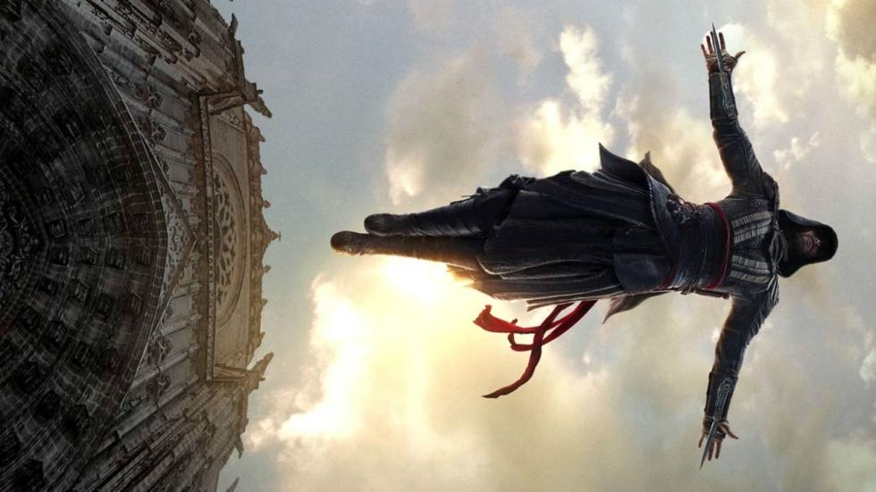 Critici kraken 'Assassin's Creed'