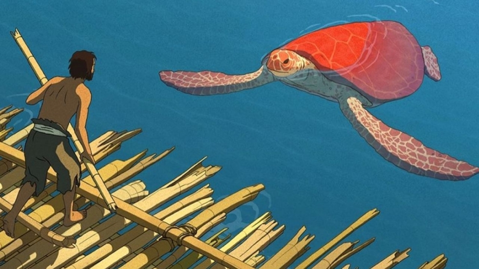 Blu-ray recensie: 'The Red Turtle'