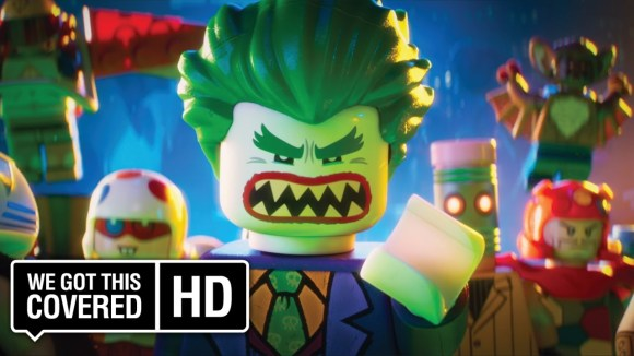 The LEGO Batman Movie - TV-Spot: Hero