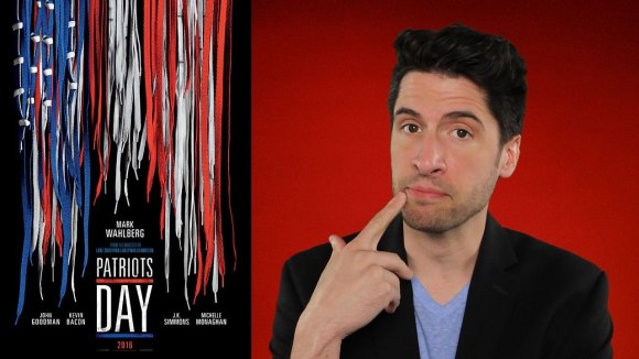 Jeremy Jahns - Patriots day - movie review