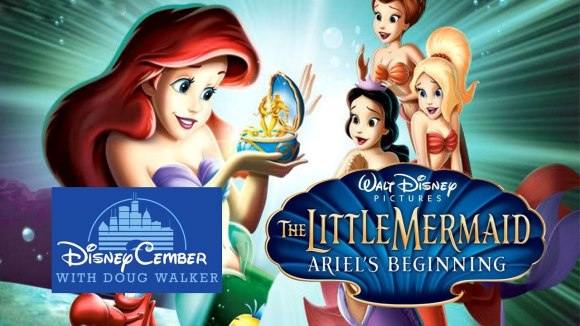 Channel Awesome - The little mermaid: ariel's beginning - disneycember