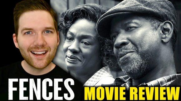 Chris Stuckmann - Fences - movie review