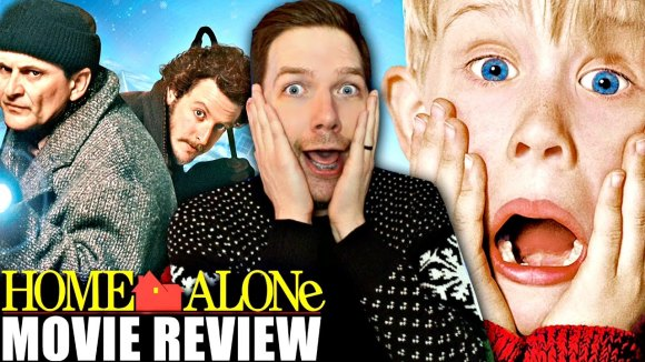Chris Stuckmann - Home alone - movie review