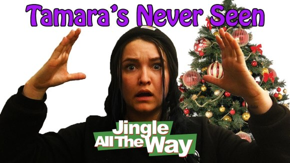 Channel Awesome - Jingle all the way - tamara's never seen