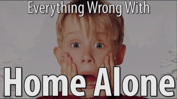 CinemaSins - Everything wrong with home alone in 15 minutes or less