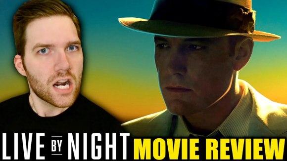 Chris Stuckmann - Live by night - movie review