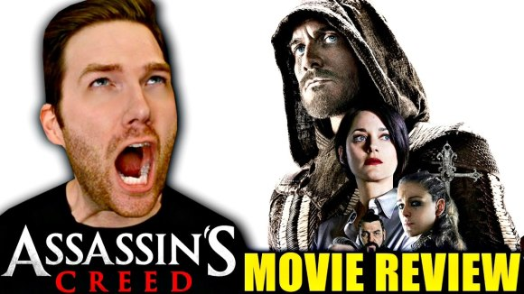 Chris Stuckmann - Assassin's creed - movie review