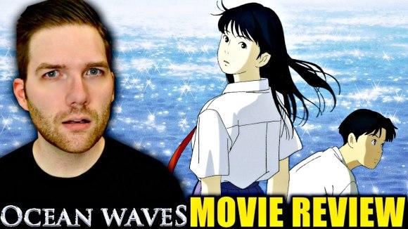 Chris Stuckmann - Ocean waves - movie review