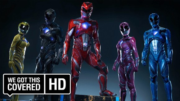 Power Rangers - Official International Trailer