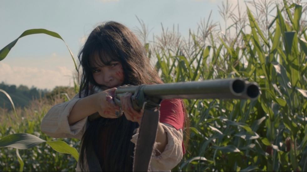 Nieuwe trailer ijzingwekkende thriller 'Birdshot'