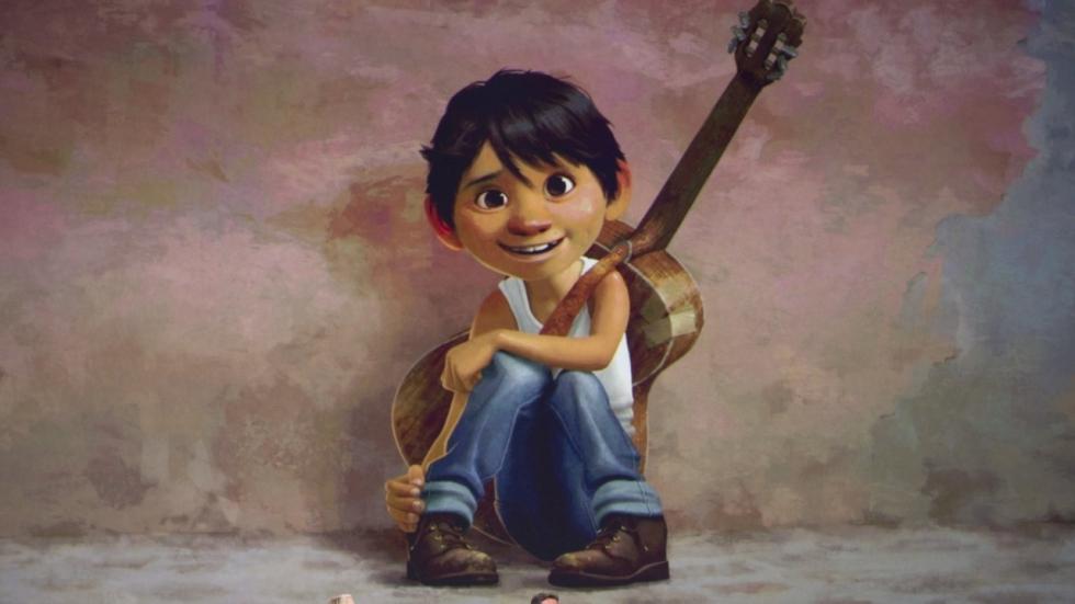 Eerste afbeelding Pixars 'Coco'