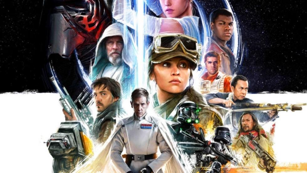 POLL: Toekomst van Star Wars: wat ná 'Star Wars IX' en welke derde spin-off?