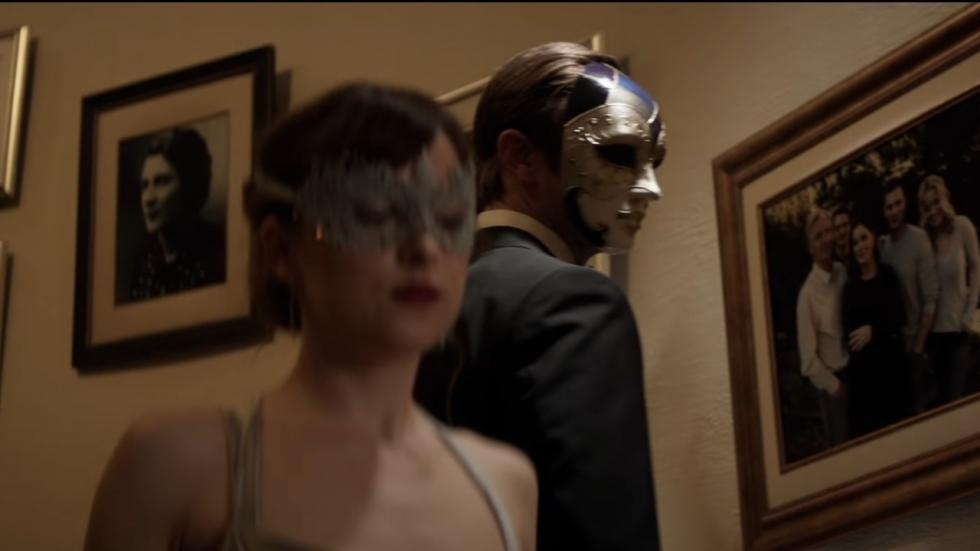 Nog meer opwindende nieuwe beelden 'Fifty Shades Darker'!