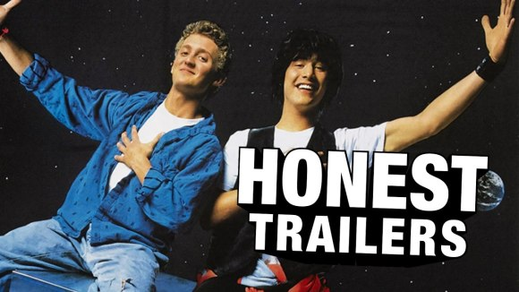 ScreenJunkies - Honest trailers - bill & ted's excellent adventure