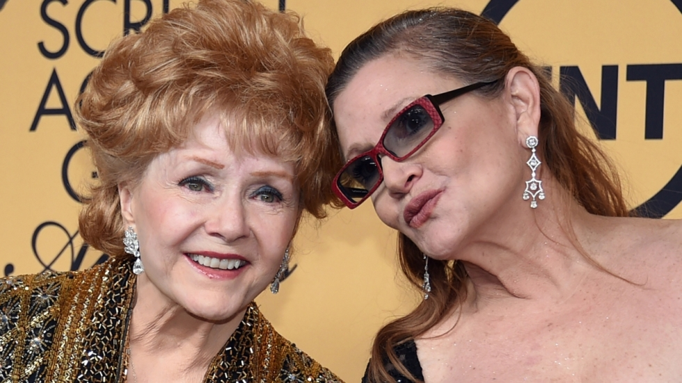 Trailer 'Bright Lights' over Carrie Fisher en Debbie Reynolds