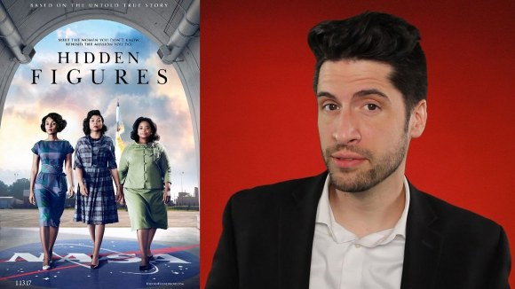 Jeremy Jahns - Hidden figures - movie review