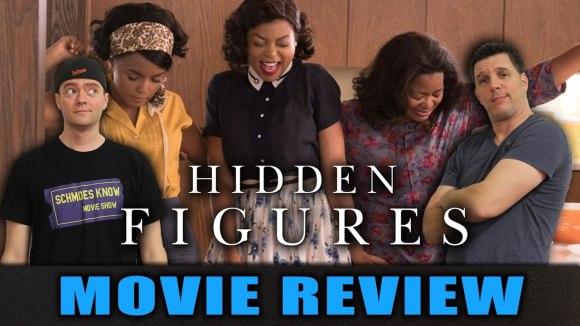 Schmoes Knows - Hidden figures movie review
