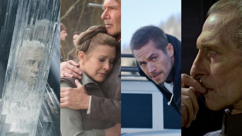 POLL: Overleden acteurs door computeranimaties weer in films?