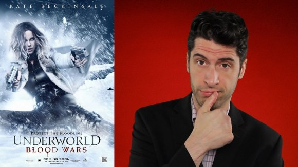 Jeremy Jahns - Underworld: blood wars - movie review